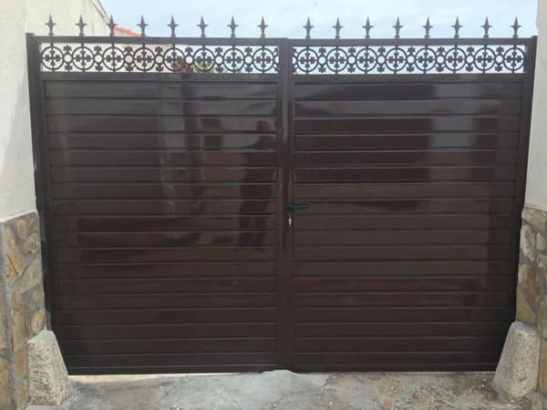 Puertas de Chapa Madrid