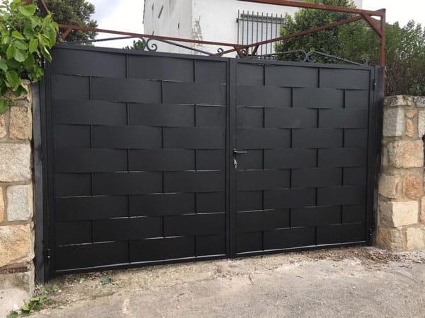 Puertas baratas madrid cerrajer a rubio puertas Puertas de exterior baratas