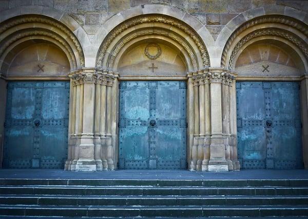 puertas de forja madrid