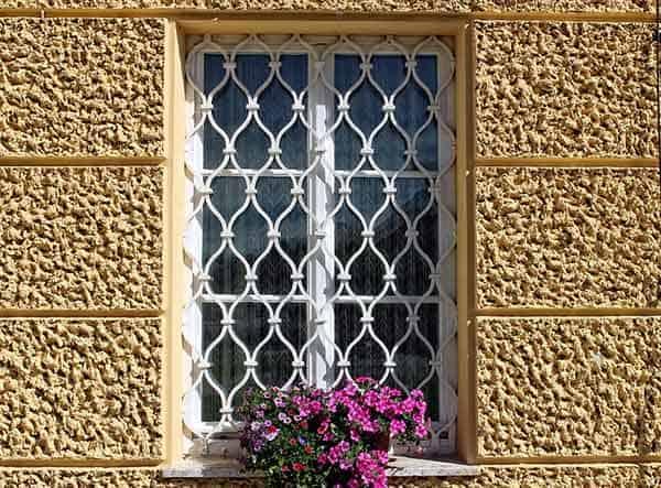 comprar rejas para ventanas en Alcalá de Henares