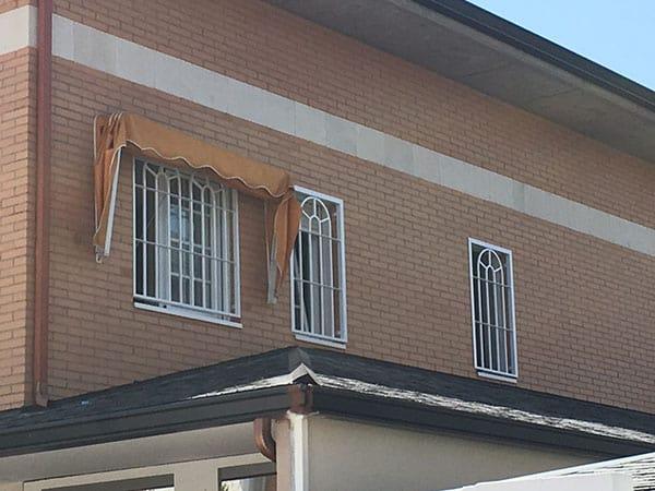 Rejas para ventanas en Rivas