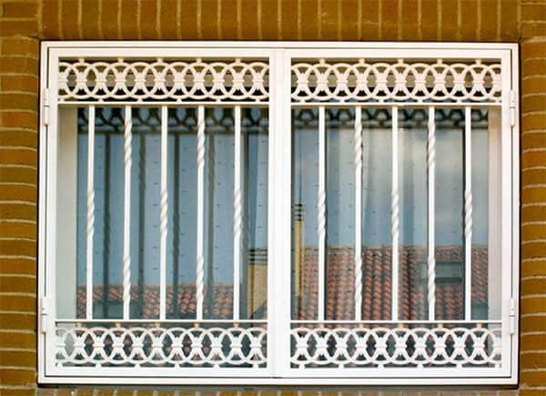 Rejas en Madrid